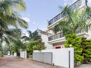 Spacious pet-friendly villa, close to Anjuna beach