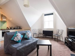 Snug Loft Apartment in Victorian Terrace near Roath Park and Lake