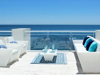 1939 - 2 bedroom beach front penthouse, Casares del Mar, Casares, Estepona