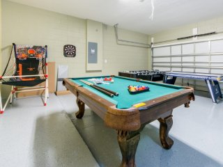 Elegant Home With Loaded Game Room!