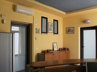 AL KAOS DA PIRANDELLO ' SCIASCIA ': alloggio/ufficio/lavoro