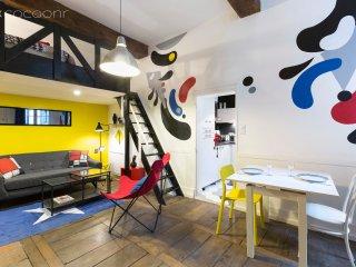 ARTY - cosy 30m2 tout confort centre historique