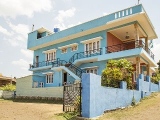 Homely abode for three, close to Nisargadhama