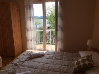 Apartments Roko - One Bedroom Apartment with Balcony and Sea View (B3)