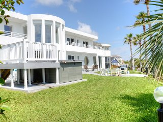 Oceanfront Luxury 4Bed/4.5Bath Home w/ Heated Swim Spa  #4901