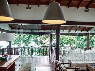 Casa Cairucu a stunning villa nr Paraty & beaches
