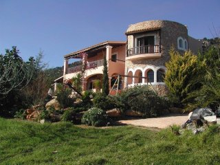 4 bedroom Villa in Es Cubells, Ibiza, Ibiza : ref 2397009