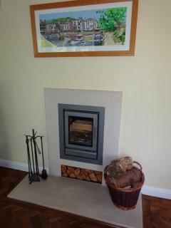 Log-burner