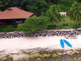 Beach Villa Haapiti #6 / TAHITI VILLAS
