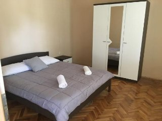 Apartments Roko - Two Bedroom Apartment with Balcony and Garden View (B4)