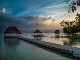 Hotelito maya