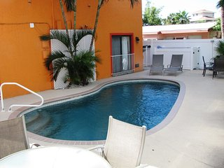 1BR - Garden Apartment of Siesta Key Townhouse - Heated Pool -Siesta Key Village