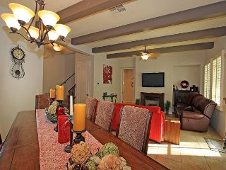 Three Bedroom, Four Bath Legacy Villas Town Home with Amazing Mountain Views
