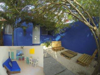 Mexican house - Free bikes & snorkeling equipment