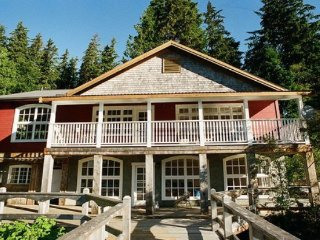 Bamfield Villa -  Top Floor