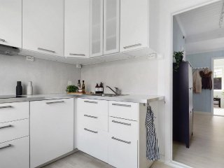Newly renovated apartment with walking distance to city center