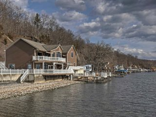 NEW! 6BR Home on Cayuga Lake w/ Panoramic Views!