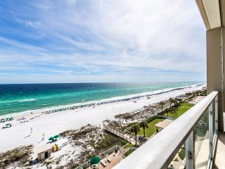 Sterling Sands 707-2BR- FAB Gulf Views-Beach Service- Real Joy Fun Pass