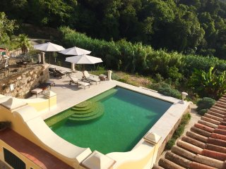 LAST MIN SPECIAL!*LUX ESTATE*POOL*SECLUSION*OCEAN VIEW*10MIN WALK TO SINTRA
