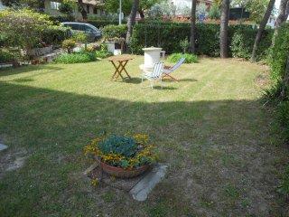 giardino di circa 300 mq