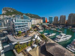 Modern Townhouse in Ocean Village Gibraltar