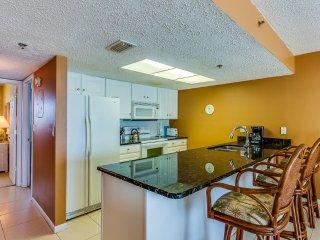 Oceanfront Holiday Villas III 501 Condominium