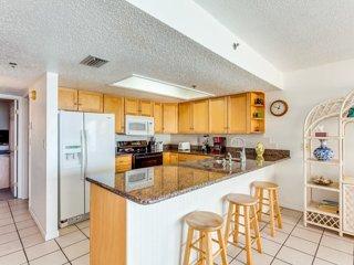 Oceanfront Holiday Villas III 603 Condominium