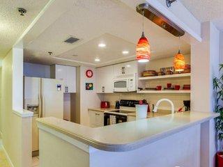 Oceanfront Sand Castle 701 Condominium