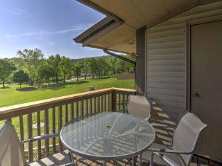 New! 1BR Branson Condo w/Pool & Golf Course Access