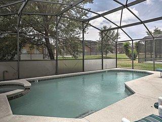 New! Cozy 4BR Davenport Villa w/Pool & Game Room!