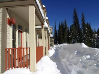 El Questro - Fully Equipped Studio on the Ski Hill - Sleeps 4 - Dog Friendly!