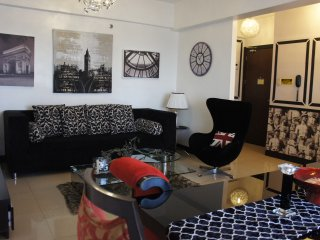 Luxury Fully Furnished 1BR Flat Quezon City ABSCBN