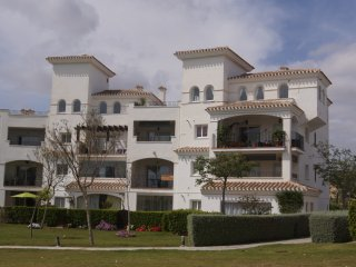2 Bedroom apartment on the Hacienda Requelme Golf Resort