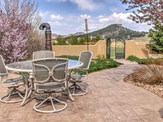 New! 2BR Larkspur Suite on 35 Acres w/Mtn View