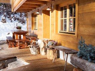 """Alpi Giulie Chalet Resort - Chalet """"Rauna"""""""