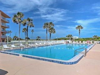 New! Beachfront 2BR Cocoa Beach Condo w/Balcony!