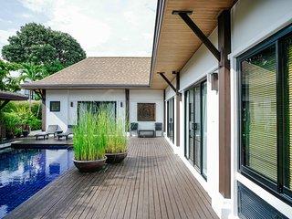 Tropical Naya Villa