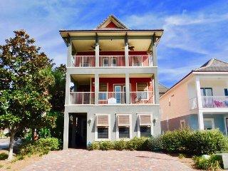 Kali`s Cabana ~ 5 Star Home With Impressive Decor & Furnishings- 2 Master