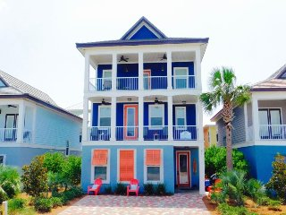 Gone Coastal - ~ Gorgeous Beach Home With Spectacular Views Of The Sunset From
