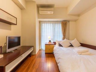 Cozy apt.Tokyo dwntown/FreeWifi/5min Ningyocho stn
