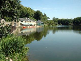 Location Vacances Cottage Rochefort-en-Terre Morbihan avec Piscine