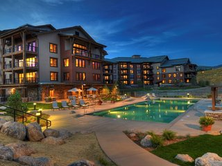 Enjoy cozy Steamboat Springs in Colorado!