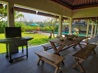 The Malabar House Ubud Four Bedroom Private Villa