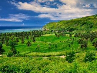 Villa K - Luxury private villa accommodation in beautiful South Lombok, Selong Belanak
