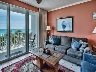 20% OFF DEC: Amazing GULF VIEW Beach Condo * Resort w/ Pool/Spa! VIP PERKS