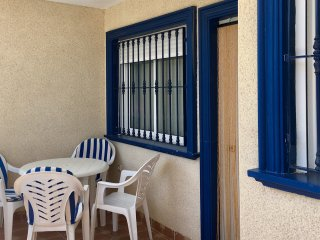 BLUE HILL HOUSE HOLIDAYS IN ORIHUELA COSTA.