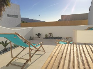 Cat House, paradise in Rodalquilar, Cabo de Gata