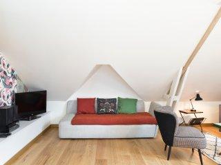Odorico - vaste appartement 1 chambre - 1 a 4 personnes - centre / gare / TNB