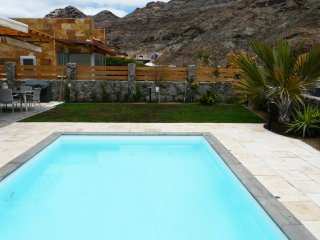 Villa Diana, Golf Anfi Tauro, Heated Pool, 4bedrooms, BBQ