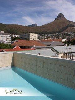 Communal complex pool